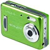 "Easypix - Appareil Photo Camera Video Numerique 12Mp "" Easypix V512 "" Vert"