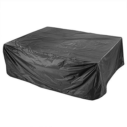 Rattan-Möbel-Abdeckungen - wasserdichte Möbel Sofa Abdeckungs Schutz Garten Patio Ausgangs und im Freien