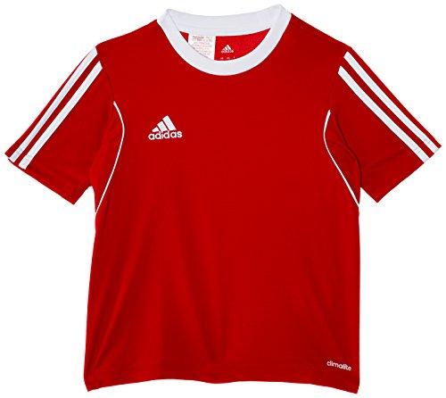 adidas Kinder Shirt Squadra 13 Trikot, University Red/White, 140 -
