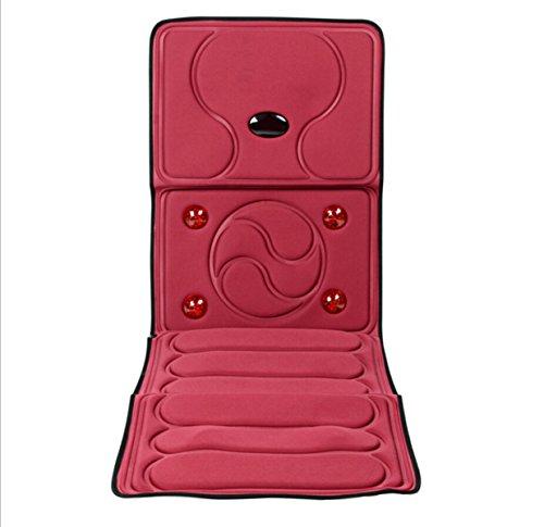 THUNFER Massage Matte Körper Multifunktions Massage Matratze Mit Licht Gesundheit Gerät Automatische Elektrische 166 * 58 * 3 Cm