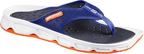 Salomon Infradito Maschili RX Break Bianco (White/surf The Web/shocking Orange White/surf The Web/shocking Orange)