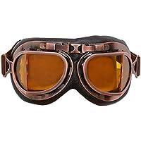 CLISPEED Gafas de Protección Gafas de Seguridad Cubierta de La Cara de Seguridad Gafas de Protección para Los Ojos Antisalpicaduras a Prueba de Viento (Amarillo)