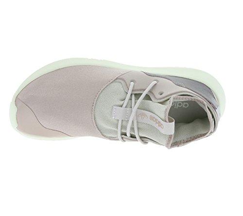 the latest 0bf39 61658 ... Adidas Tubular Entrap Damen Sneaker Grau Rosa