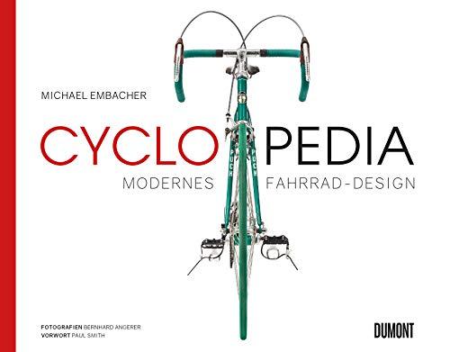 Cyclopedia: Modernes Fahrrad-Design (Bike Kestrel)