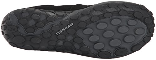 Merrell Jungle Moc AC+, Ciabatte Uomo Nero (Black)