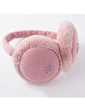 XUERUI Paraorecchie in cotone Mantenere caldo l'inverno Utilizzare 5 colori per ragazze Pieghevole ( Colore :...