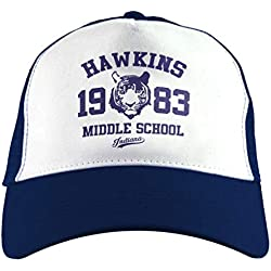 Cloud City 7 Hawkins Middle School Stranger Things, Trucker Cap