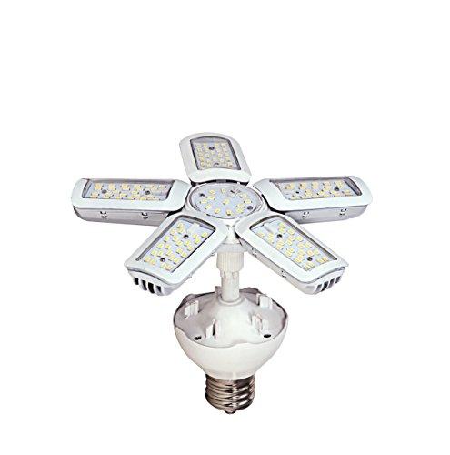 Satco S9752 60W LED HID Ersatz 5000 K MoGUl Basis einstellbare Strahl Winkel 100-277V Glühbirne verlängert -