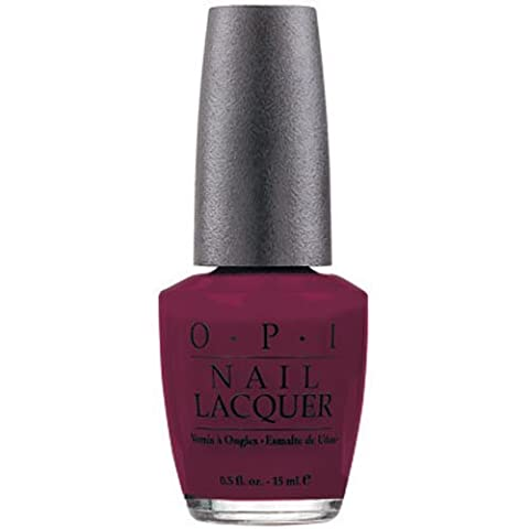 OPI Bogota Blackberry Nail Lacquer Classics Collection 15ml by Coty (English Manual)