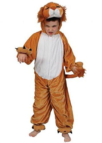 Costume-mignon-de-lion-de-taille-denfants
