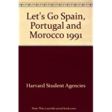 Let's Go Spain, Portugal and Morocco 1991