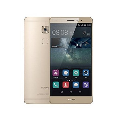 Huawei Mate S Smartphone (5,5 Zoll FHD 64 GB ROM, Android 5.1) (champagner)