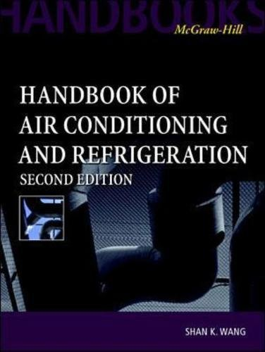Handbook of Air Conditioning and Refrigeration (Engineering Handbook)