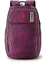 American Tourister Crone 25 Ltrs Magenta Casual Backpack (FG8 (0) 50 206)