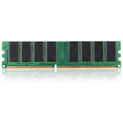1GB DDR333 MHz PC2700 Non-ECC Desktop Computer DIMM Memory 184 Pins - 184 Pin Ddr-sdram-system