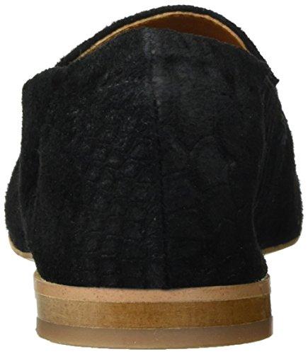 BIANCO - Spitzer Loafer, Mocassini Donna nero (nero)