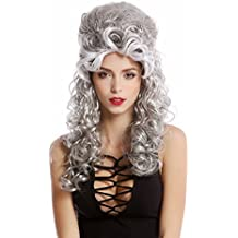 WIG ME UP ® - 90904-ZA63/ZA103+ZA62 Peluca Mujer Halloween Carnaval