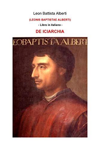 DE ICIARCHIA: Libro in italiano (Italian Edition) eBook: Leon ...