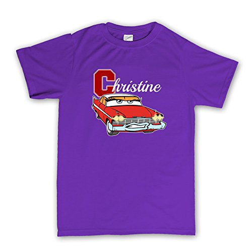 Christine McQueen T-Shirt Violett
