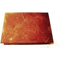 Boviswert Schungit Platte,10x15x1cm, ca.450g. UNPOLIERT, mit Echtheitszertifikat der Mine in Karelien! preisvergleich bei billige-tabletten.eu