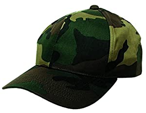 Casquette Us Woodland Camouflage Militaire Armee Airsoft