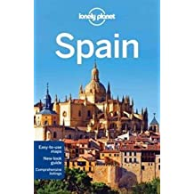 Lonely Planet Spain (Paperback, 9th)