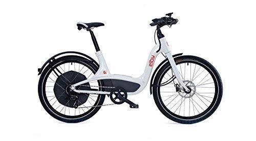 Elby Bike Europe Elektrofahrrad E-Bike, Weiß, One Size