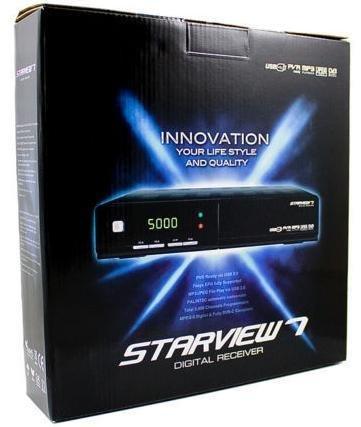 7 USB LAN receptor Starview