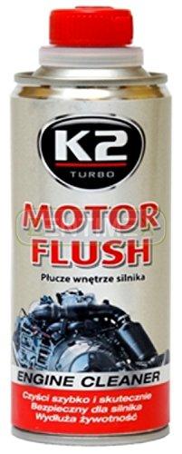 Motor-Reiniger Motor-Spülung Motor-Innenreiniger Motorwäsche Öl-Schlamm-Spülung Dieselmotoren Benzinmotoren Benziner Beseitigung von Ablagerungen, Gummi- und Verbrennungsrückständen 250ml