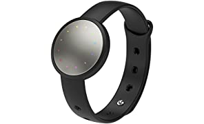 Misfit Wearables Shine 2 Sport Bracelet for monitoring of activities, Graphite