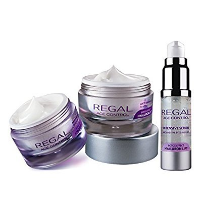 Regal Age Control - Pack 3 cremas efecto antiarrugas