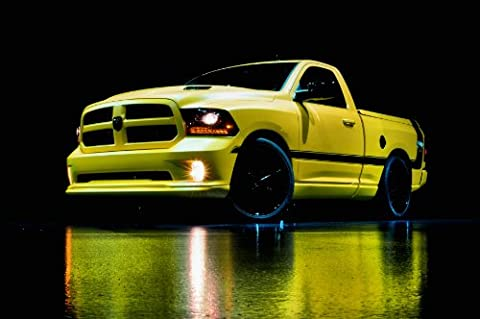 Classic and Muscle Car Ads and Car Art Dodge Ram