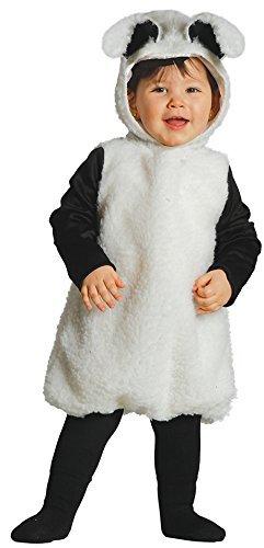 Kostüm Krippe Schaf Für (Baby Mädchen Jungen Schaf Lamm Weihnachten Weihnachten Krippe Tier Verkleidung Kostüm Kleidung 6-24 Monate - 12-24)