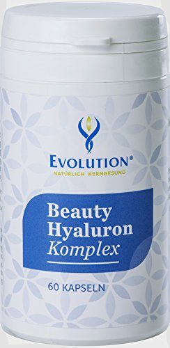 Evolution Beauty Hyaluron Komplex Kapseln 60St. -