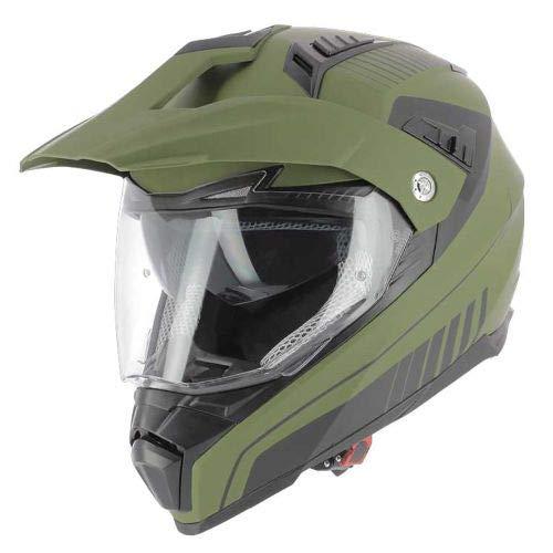 Astone Helmets - Casque de moto crossmax graphic Shaft - Casque intégral...