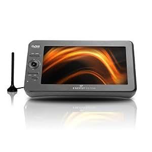 "Energy Sistem 1090 TV LCD 9"" (23 cm) Noir Classe: A"