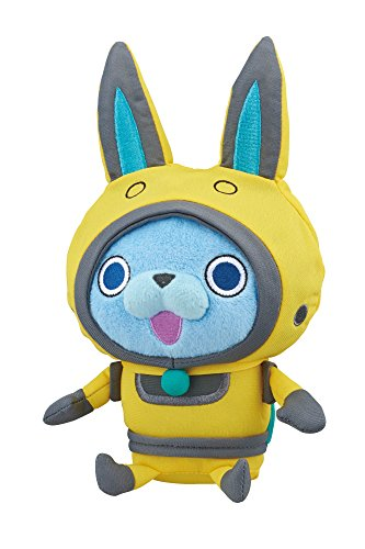 Yo-kai Watch USApyon Plush Doll Talk & Dress Up New From Japan by Bandai