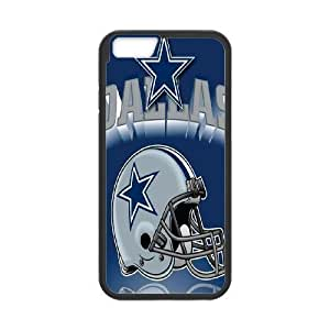 iphone6s 4.7 inch Phone Case Black Dallas Cowboys JJL6386069