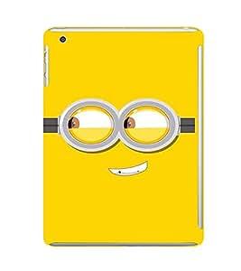EPICCASE Naughty Minion Mobile Back Case Cover For Apple Ipad Mini 2 (Designer Case)