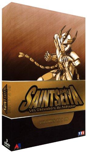 Saint Seiya - Les chevaliers du Zodiaque - Coffret 3 DVD - Épisodes 17 à 19