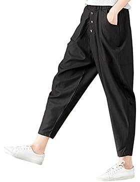 CTOOO Pantalones Estilo 'Jogger'