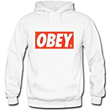 OBEY print HIP POP For Mens Hoodies Sweatshirts Pullover Outlet