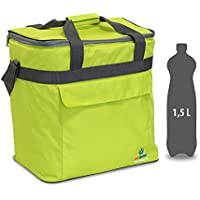 Bolsa térmica grande Cool Butler 40 de Outdoorer, color verde