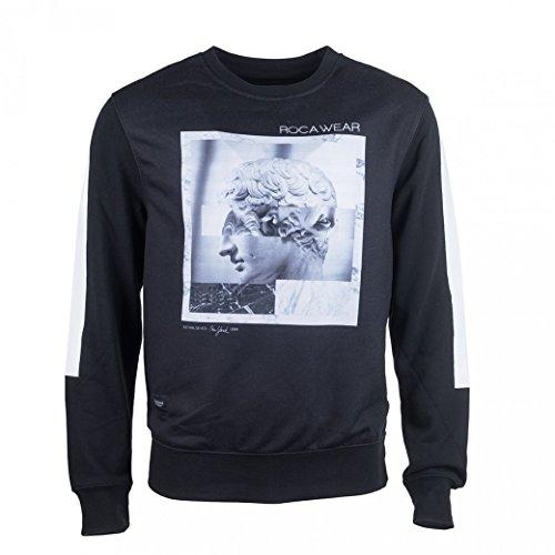 Rocawear Homme Hauts / Pullover Roc Marble Noir