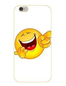 Happoz Designer Cute Cartoon Disney Hard Back Case for Apple Iphone 6 / Iphone 6S D296