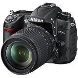 Nikon D7000 Appareil photo num�rique R�flex 16,2 Mpix Kit Bo�tier + Objectif AF-S DXVR 18-105 Mm Noir
