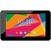 'Woxter N-708GB Black Tablet–Tablets (17.8cm (7), 1024x 600pixels, 8GB, 1GB, Android 7.1, Black)