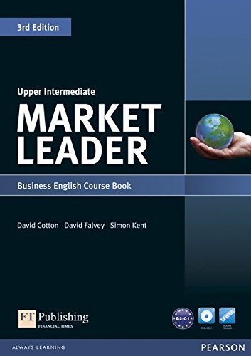 market-leader-upper-intermediate-course-book-per-le-scuole-superiori-con-dvd-rom