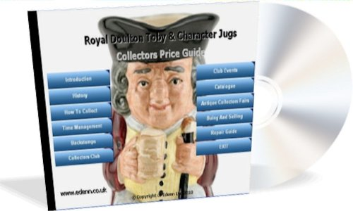 Royal Doulton Toby (Royal Doulton Toby and Character Jugs Collectors Price Guide)