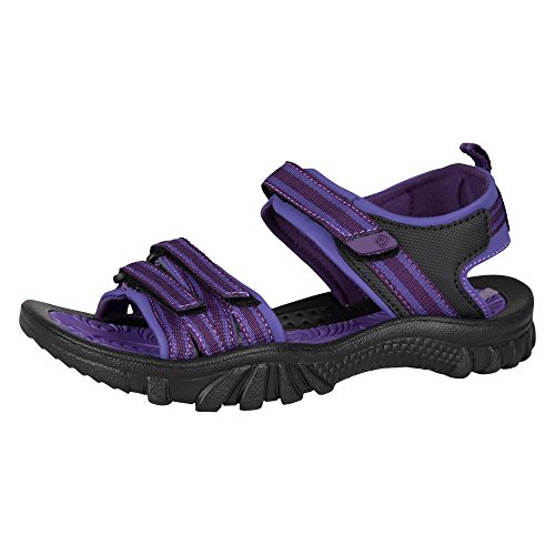 Mountain Warehouse Crete Women's Sandals - Neoprene Lining & Phylon Footbed with...